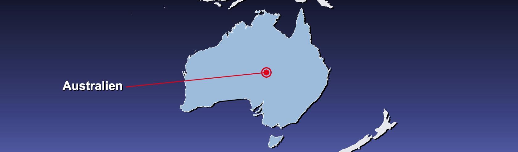 Transport-Australien