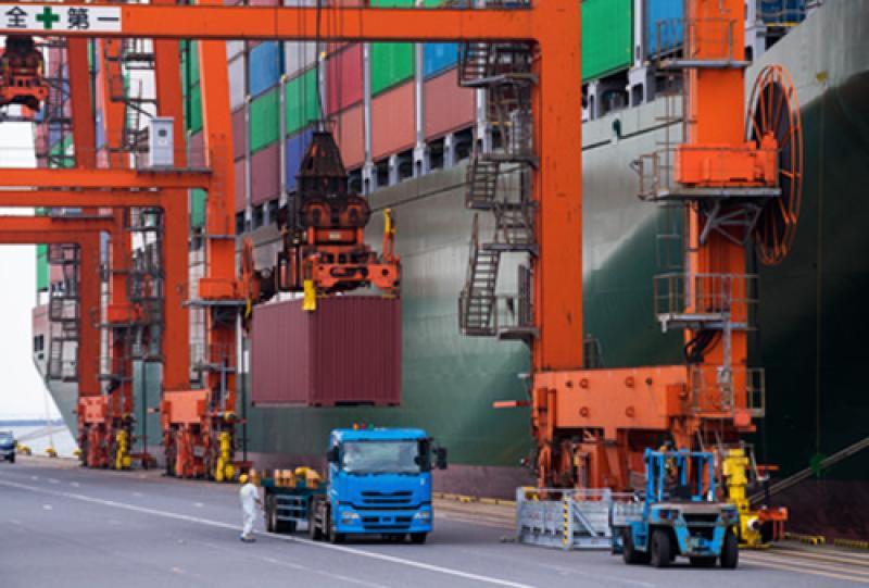 Japan-Transport-Seefracht
