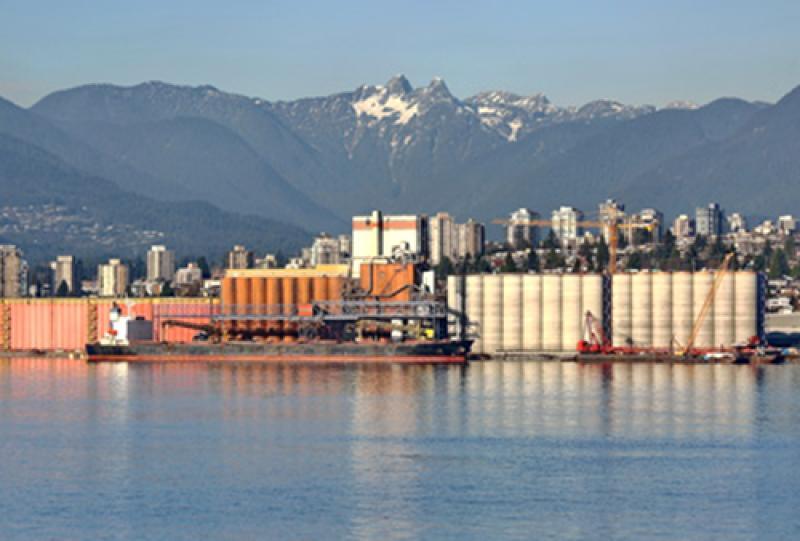 Kanada-Transport-Seefracht
