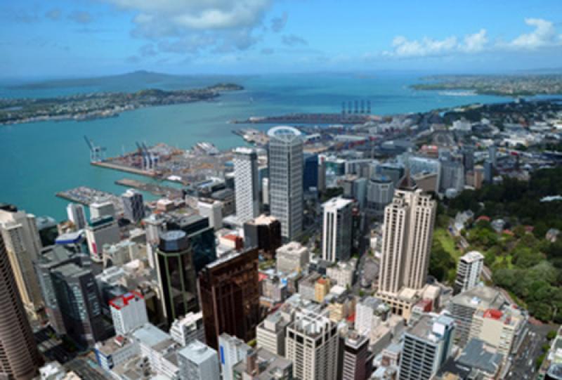 Neuseeland-Transport-Seefracht