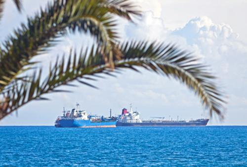 Zypern-Transport-Seefracht