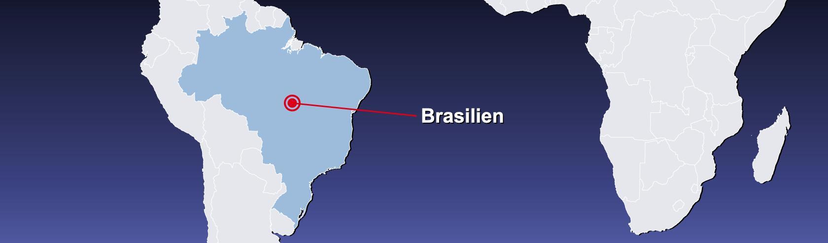 Transport-Brasilien