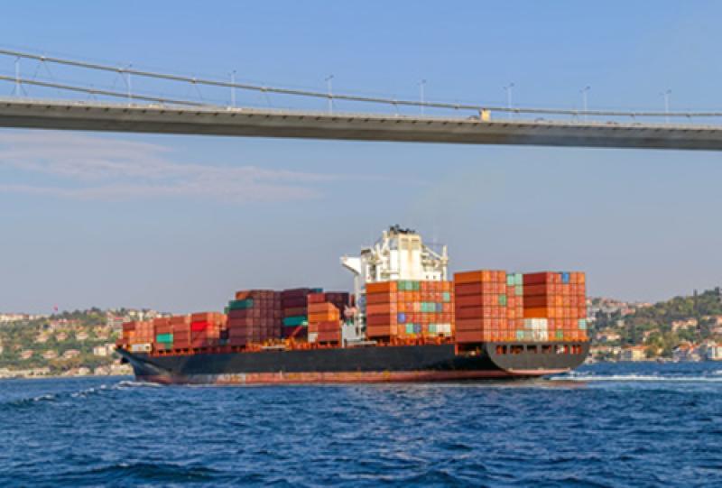 Türkei-Seefracht-Transport