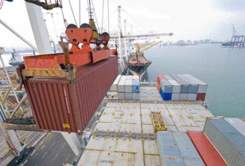 Südafrika-Seefracht-Transport