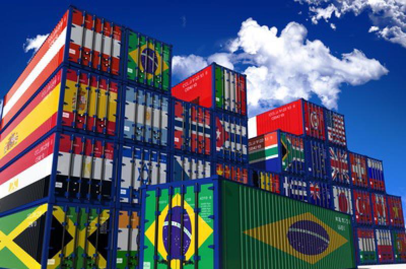 Export-nach-Brasilien