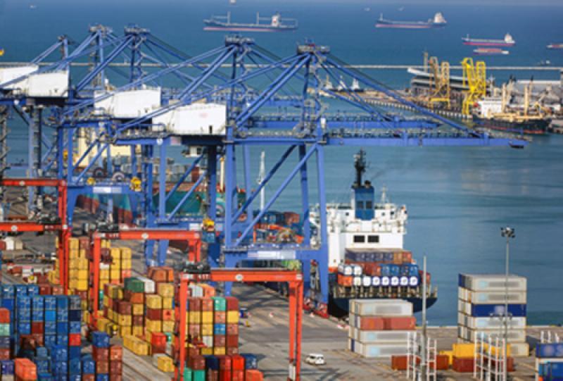 Malaysia-Seefracht-Transport