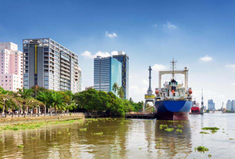 Vietnam-Transport-Seefracht