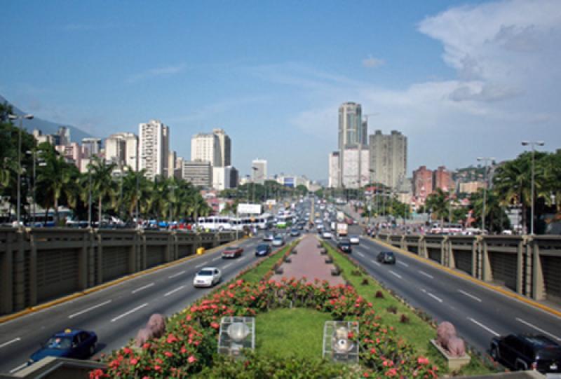 Venezuela-Luftfracht-Seefracht