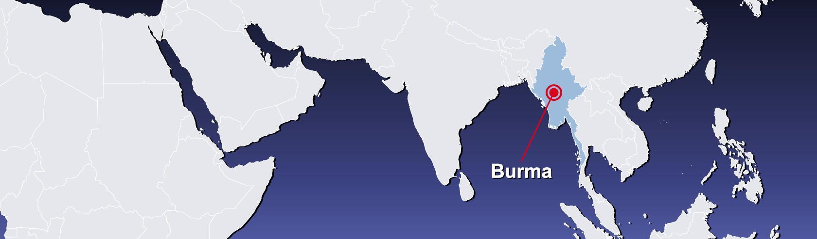 Transport-Burma