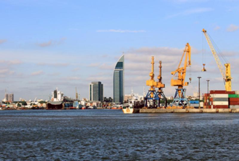 Uruguay-Seefracht-Transport