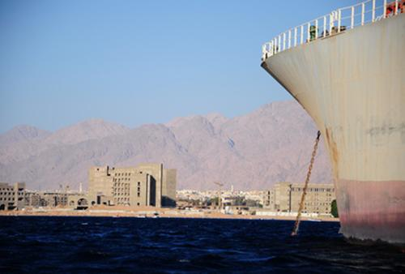 Jordanien-Transport-Seefracht