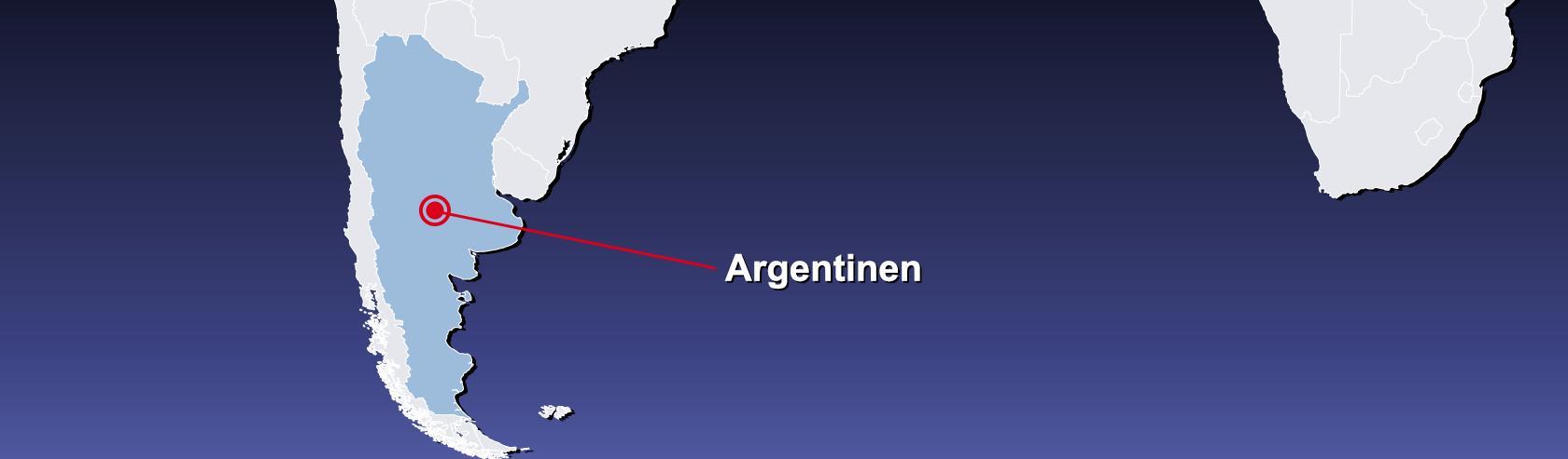 Transport-Argentinen
