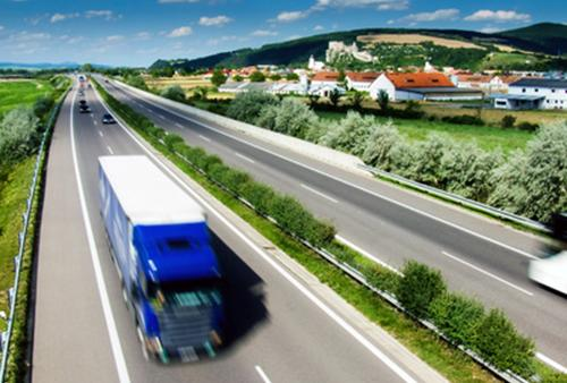 Slowakei-LKW-Transport