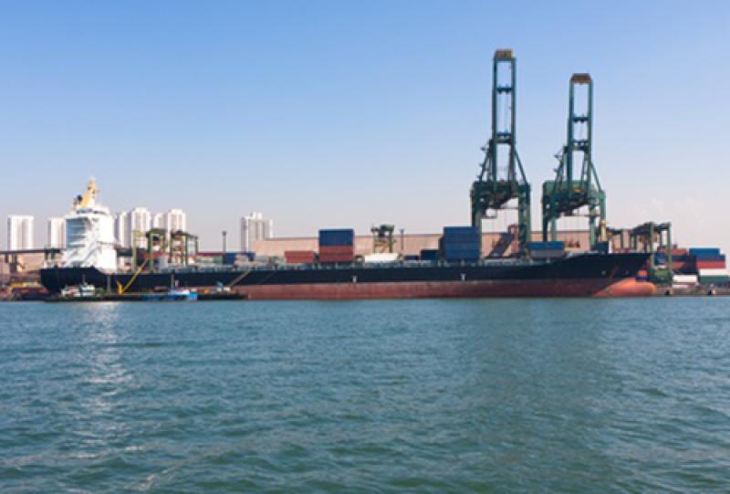 Brasilien-Transport-Seefracht