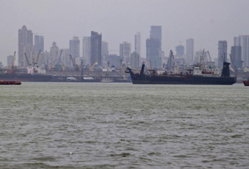 Indien-Transport-Seefracht