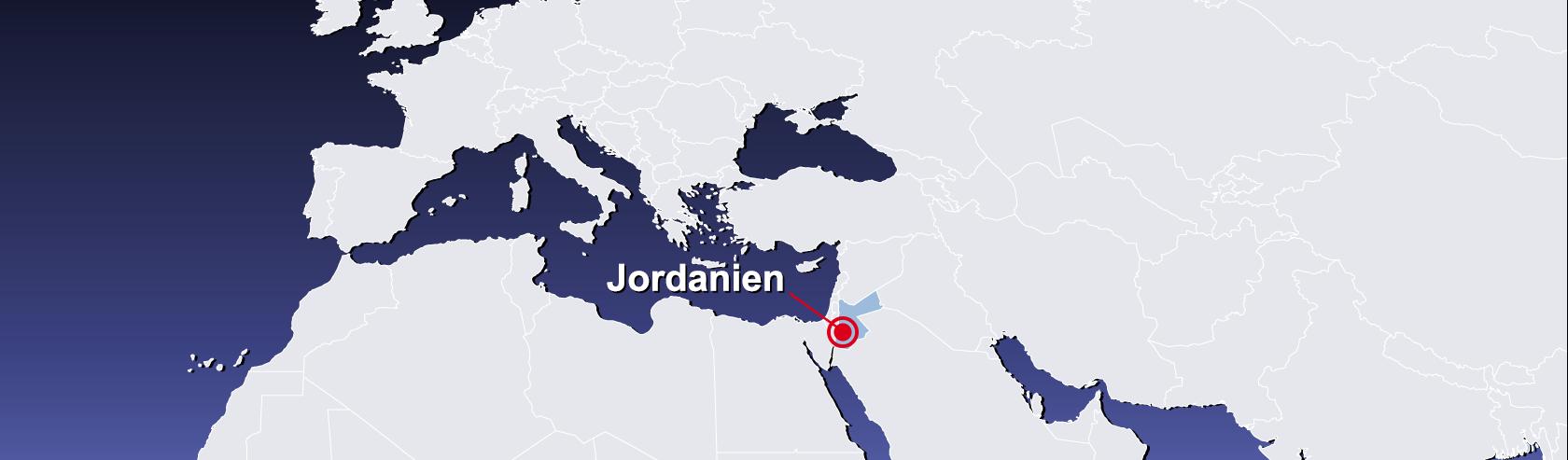 Transport-Jordanien